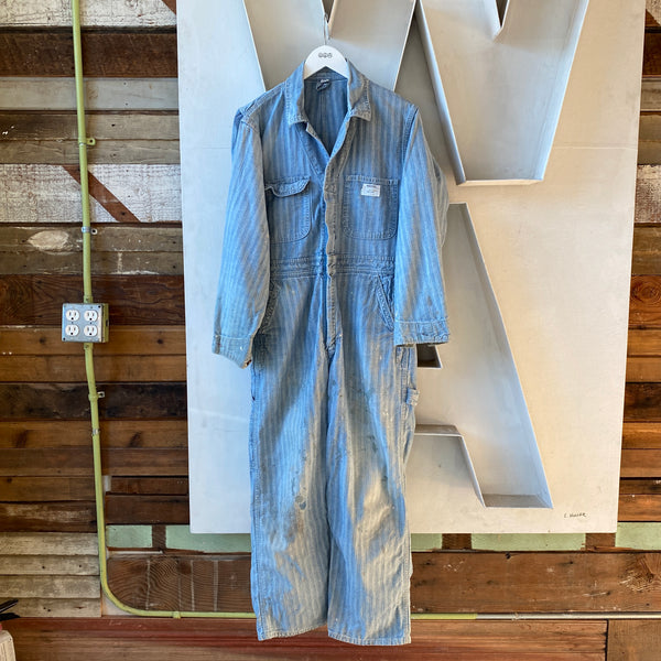 70's Big Mac HBT Coveralls - Small