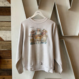 90's Far Side Crewneck - Medium