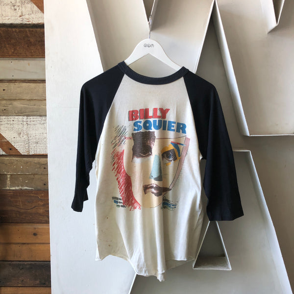 1984 Billy Squier Raglan - Large