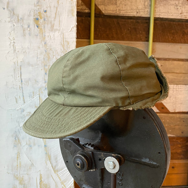 50's Cropped Cap - Small
