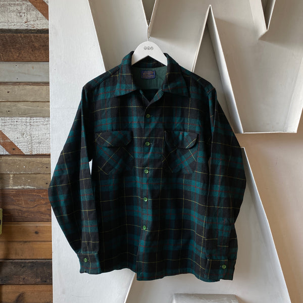 60's Pendleton Flannel - Large