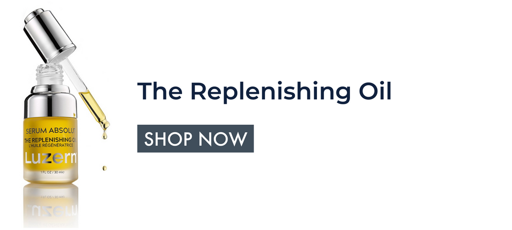 The Replenishing Oil - Shop Now