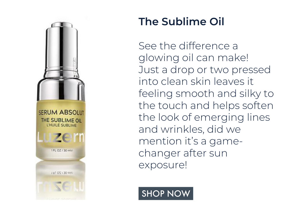 The Sublime Oil - Shop Now