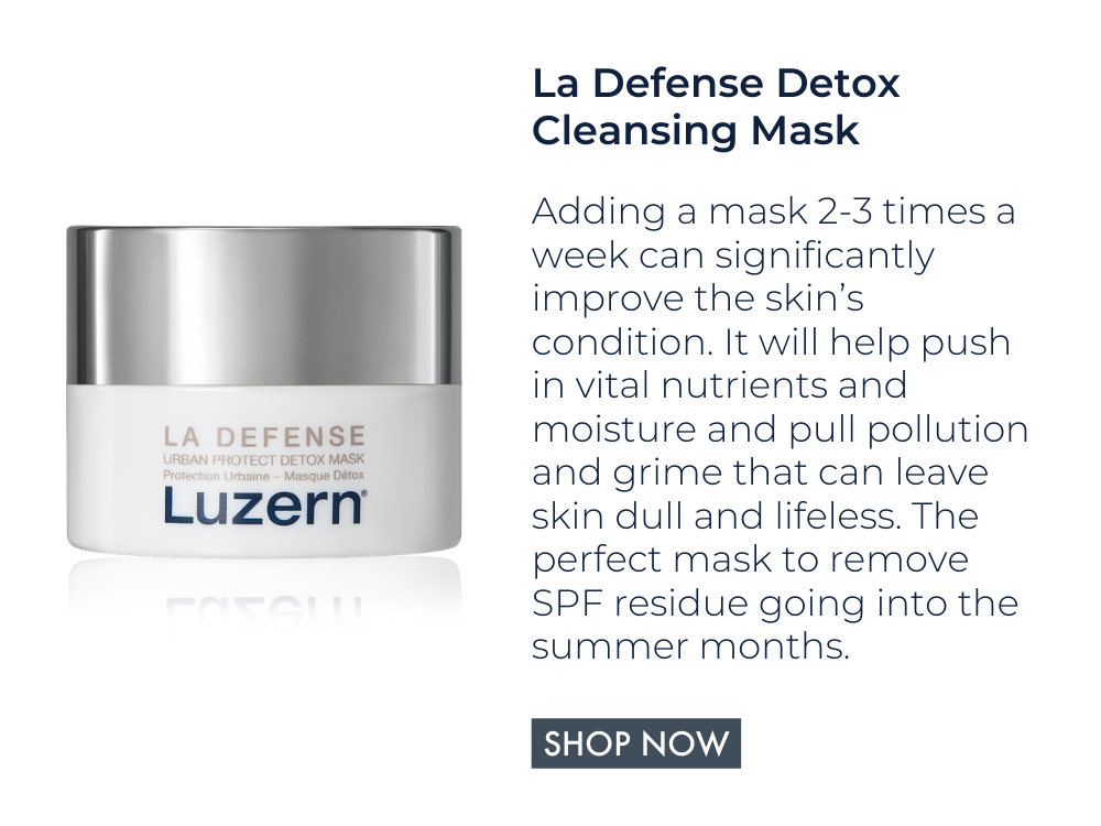 La Defense Detox Cleansing Mask - Shop Now