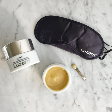 Luzern sleep mask