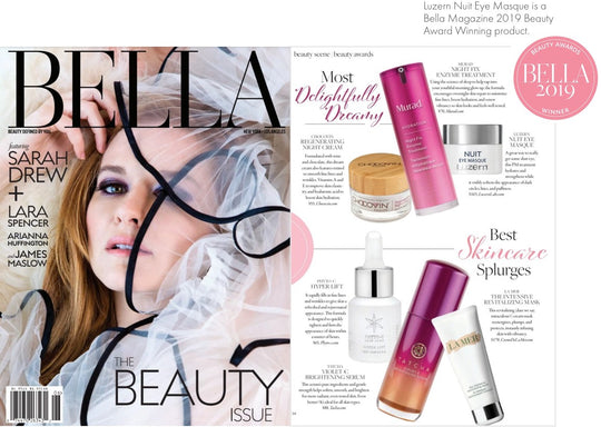Nuit Eye Masque Magazine Preview