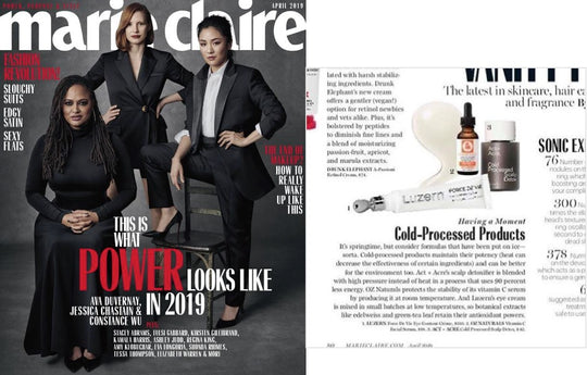 Force De Vie Eye Contour Creme Magazine Preview