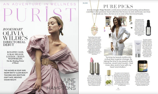 L'ESSENTIALS MICRO-EXFOLIANT Magazine Preview