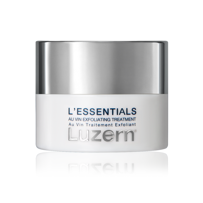 L'Essentials Au Vin Exfoliating Peel Treatment Pads