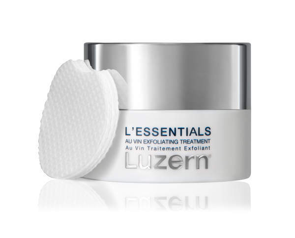 L'Essentials Au Vin Exfoliating Treatment