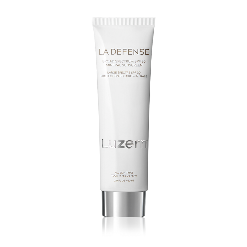 La Defense Mineral Sunscreen SPF 30