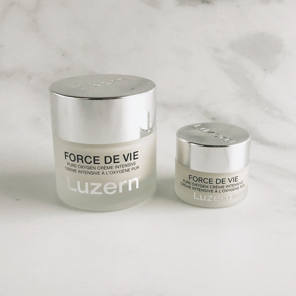 Force De Vie Pure Oxygen Creme Intensive Mini