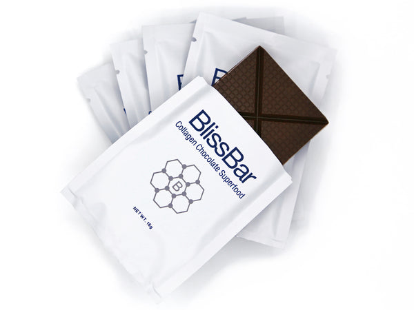 BlissBar Collagen Chocolate