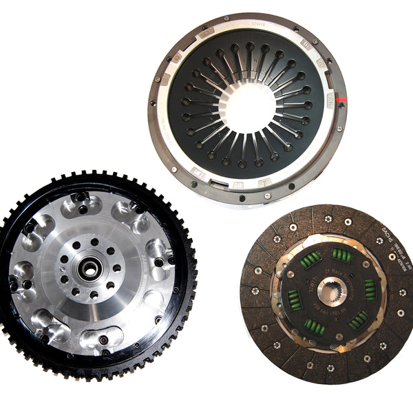 106413-11-PKG Porsche Turbo 996/997 Flywheel & Sachs Clutch Kit