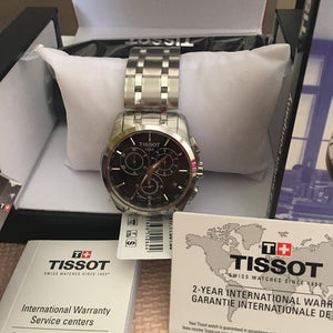 Is Tissot a luxury brand?