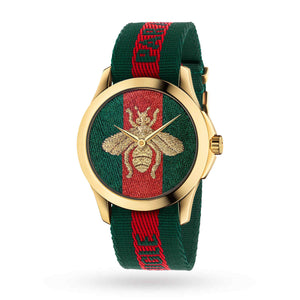 Gucci G-Timeless 38mm Unisex Watch YA126487
