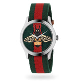 Gucci G-Timeless 38mm Unisex Watch YA1264060