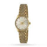 GUCCI G-TIMELESS SLIM BEE LADIES WATCH YA1265021