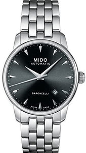 MIDO Baroncelli Automatic Black Dial Men's Watch M86004181