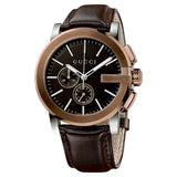 Mens Gucci G Chrono Watch YA101202