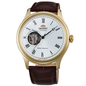Orient Open Heart FAG00002W0 mens mechanical automatic watch