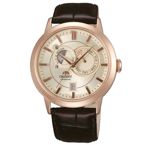 Orient Contemporary FET0P001W0 mens mechanical automatic watch