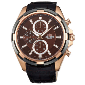 Orient Sports FUY01004T0 mens quartz watch
