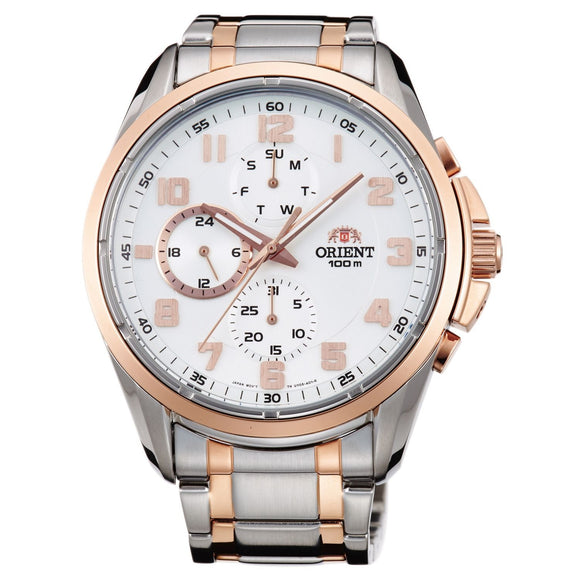 Orient FUY05001W0 mens quartz watch