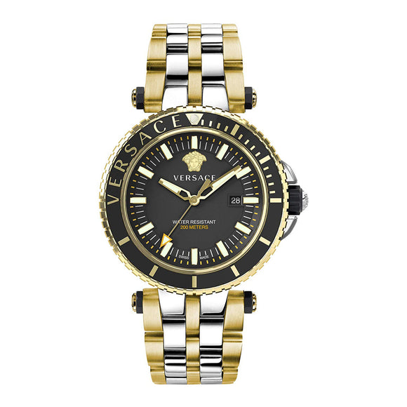 Versace VEAK00518 V-Race Mens Watch