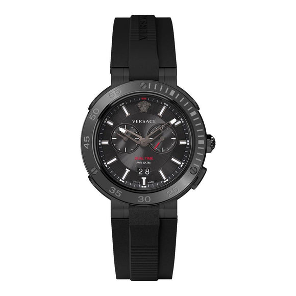 Versace VECN00219 V-Extreme Pro Mens Watch Dualtimer