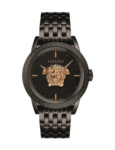 Versace Palazzo Empire Watch Black PVD VERD00518