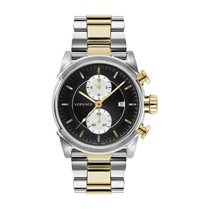 Versace VEV400519 Sporty Mens Watch Chronograph