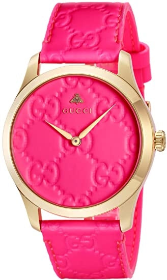 Gucci Ladies Watch YA1264115 38 mm