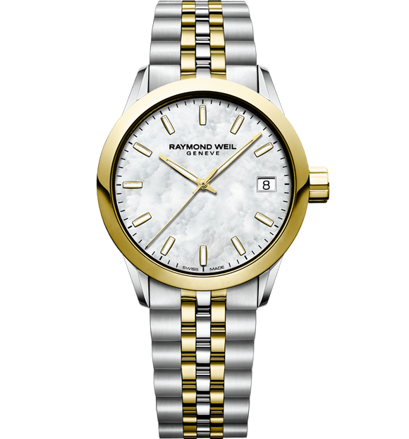 Freelancer two-tone Quartz 34MM - 5634-STP-97021