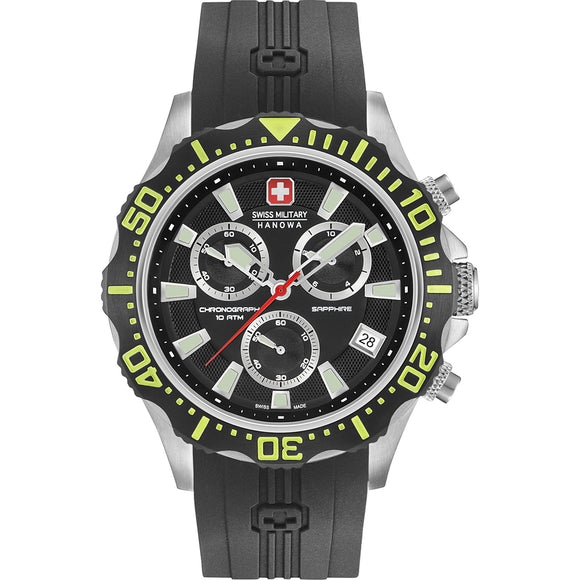 Swiss Military Hanowa 06-4305.04.007.06 Patrol Watch