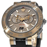 Men's V-extreme Rubber Brown Dial VCN030017