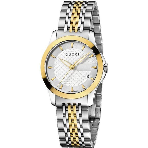 Ladies Gucci G-Timeless 27mm Watch YA126511