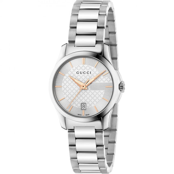 Ladies Gucci G-Timeless Watch 27mm YA126523