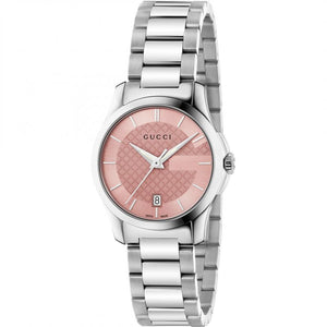Womens Gucci G-Timeless Watch YA126524