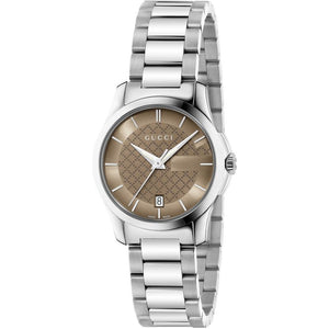 Ladies Gucci G-Timeless Watch YA126526