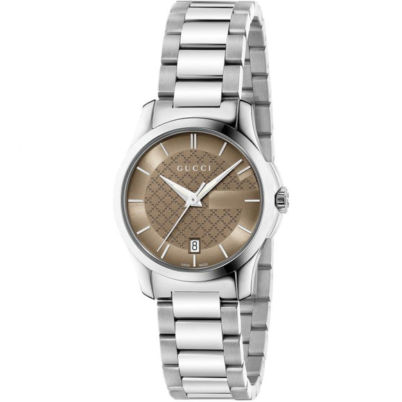 Ladies Gucci G-Timeless 27MM Watch YA126526
