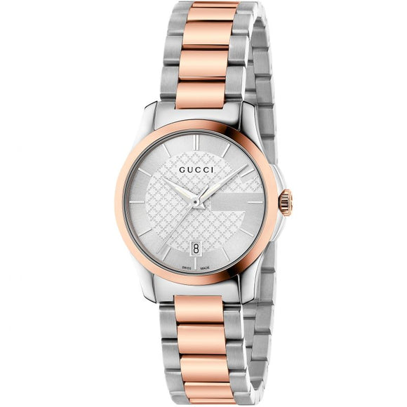 Womens Gucci Timeless Watch YA126528