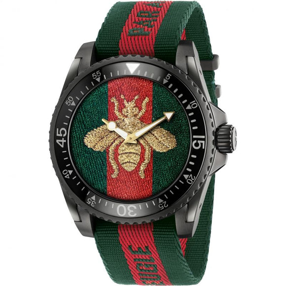 Unisex Gucci Gucci Dive Watch YA136216
