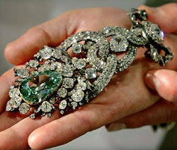 The Dresden Green Diamond - The World's most famous Diamonds - Peter's Vault