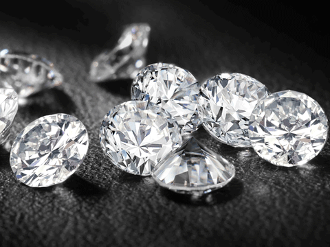 the 4cs, diamonds, cut, clarity, color, carat