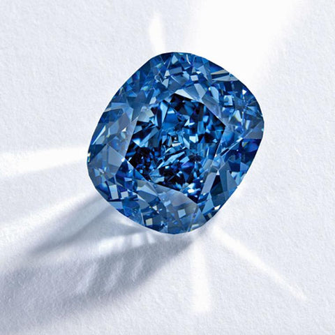 The World's Most Famous Diamonds – The Blue Moon Diamond