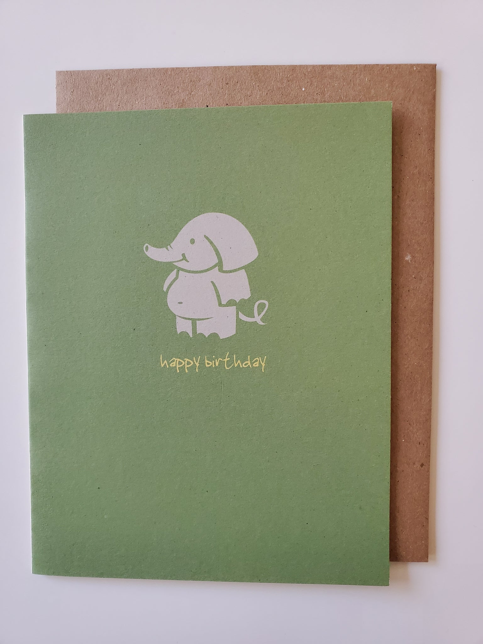 birthday - elephant