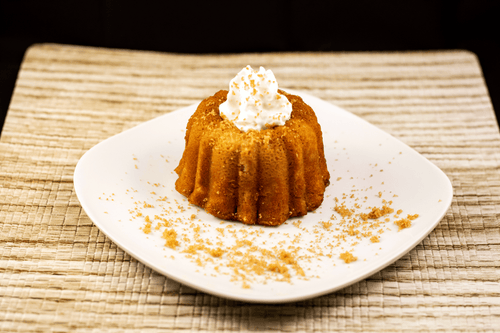 Brown Sugar Rum Cake