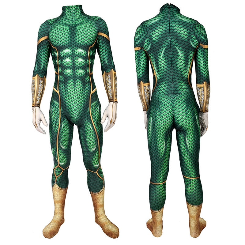 2019 Spider Movie Man Far From Home Mysterio Cosplay Costume Zentai Adults Kids Bodysuit Quentin Beck Spandex Suit Jumpsuits
