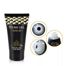 Load image into Gallery viewer, Titan Gel Gold 50 ml.